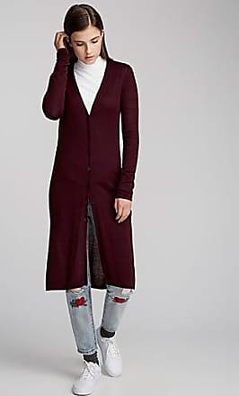 Twik Buttoned maxi cardigan