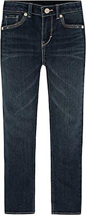 Levi's Girls 711 Skinny Fit Jeans, Trinity, 6X