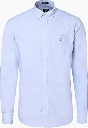 blau Slim Fit GANT Hemd Neuware Flowerprint