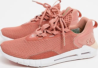 Under Armour HOVR STRT - Sneakers oro rosa