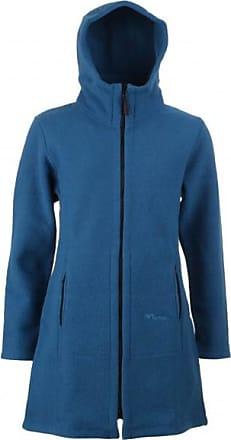 Mufflon mantel blau
