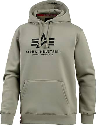 Alpha Industries Hoodie Herren in olive, Größe S