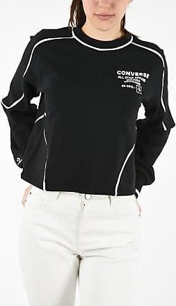 Converse crop crew-neck sweatshirt Größe L