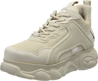 Buffalo Chai, Womens Hi-Top Trainers, Beige (Beige 000), 6 UK (39 EU)