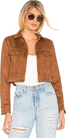 Tularosa Abbot Jacket in Brown