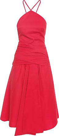 Wymann Vestido Cruz - Vermelho