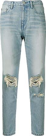 John Elliott + Co ripped jeans - Azul
