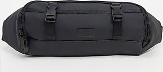 Spiral Orbit crossbody bag in black