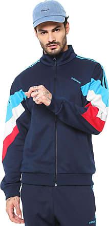 254a9c2343b adidas Originals Jaqueta adidas Originals Palmeston Tt Azul