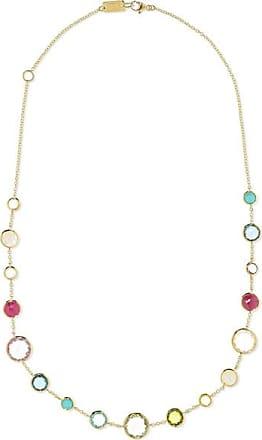 Ippolita Lollipop Lollitini 18-karat Gold Multi-stone Necklace