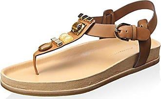 Aerin Womens Adelle Sandal, Tan/Peach, 6.5 M US
