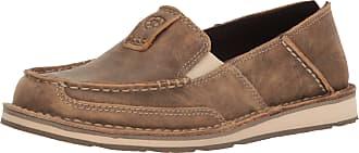 Ariat Womens Cruiser Casual Shoe, Brown Bomber, 3.5 UK