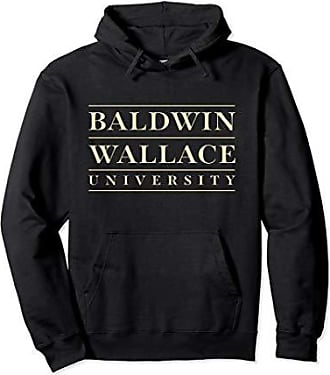 Venley Baldwin Wallace University Yellow Jackets Hoodie BW-02