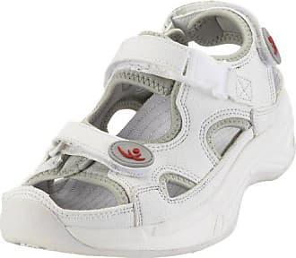 3ac2fb588847f2 CHUNG SHI Damen Comfort Step Sport-   Outdoor Sandalen Weiß)