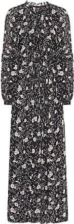 Isabel Marant Estine floral silk maxi dress