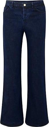 Maggie Marilyn + Net Sustain Were Not Done Wide-leg Jeans - Mid denim
