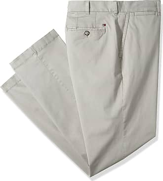 fa1f59e74 Tommy Hilfiger Tommy Hilfiger Mens Big and Tall Classic Fit Stretch Chino  Pants, Drizzle R