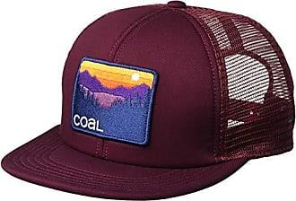7002204a0faf5 Coal Mens The Hauler Mesh Back Trucker Hat Adjustable Snapback Cap