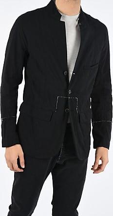 Ziggy Chen Collarless 3 Button Blazer size 50
