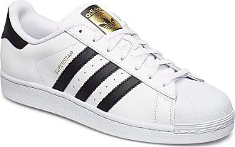 Lågt pris adidas Originals Junior Superstar Sneakers Vit och