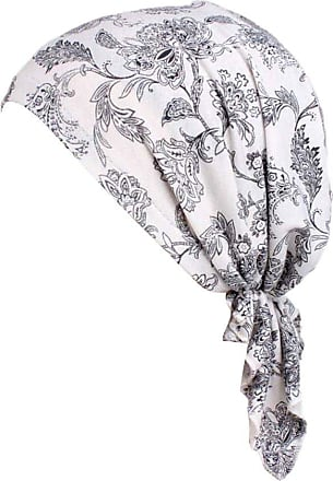 iShine Womens Comfort Head Scarf Turban Headwear Chemo Beanie Scarves Coverings