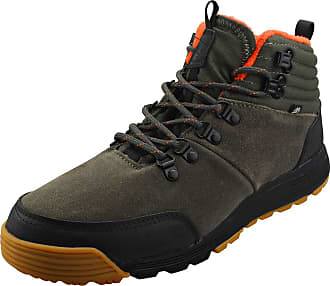 Element Donnelly Ankle Boots/Boots Men Green - UK:9.5 - Mid Boots Shoes