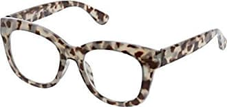 58447f4bf3d Peepers Womens Center Stage - Gray Tortoise 2490250 Square Reading Glasses