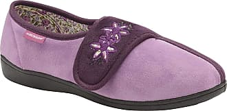 Dunlop Ladies Slipper Honor II MTO - Purple - UK 4