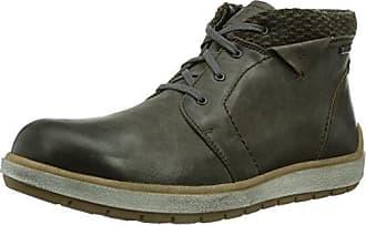 de1a943f3df4aa Josef Seibel Schuhfabrik GmbH Herren Rudi 08 Desert Boots Grau (Vulcano  707) 46 EU