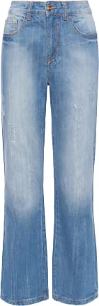 Mixed CALÇA FEMININA JEANS CROPPED BASIC SUMMER - AZUL
