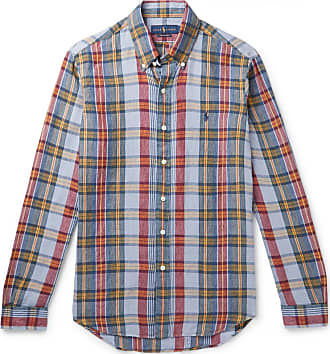 d314b576 Polo Ralph Lauren® Checkered Shirts − Sale: up to −70%   Stylight