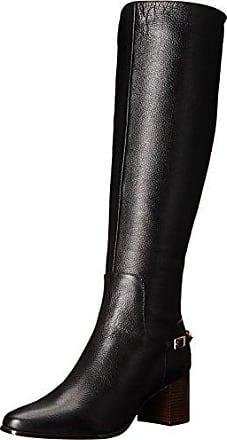 acfceefec48 Calvin Klein Womens Fabrice Harness Boot Black 6.5 M US