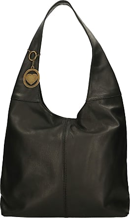 Chicca Borse Leather in Genuine Leather Made in Italy 41x55x12 cm