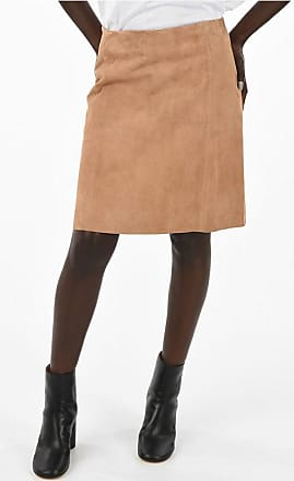 Drome Suede Leather Skirt size M