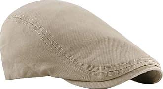 Zhhlaixing Mens Casual Flat Cap Newsboy Berets Hat - Vintage Spring Autumn Sun Protect Hunting Hats Outdoor Caps Khaki