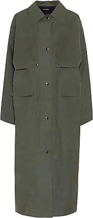 Kassl Editions Waxed-cotton coat
