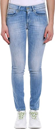 Dondup Fashion Woman P692DS0107AA9800 Light Blue Cotton Jeans | Spring Summer 20