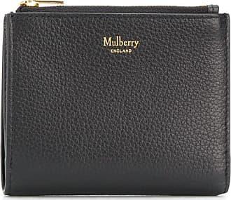 Mulberry Carteira New com zíper - Preto