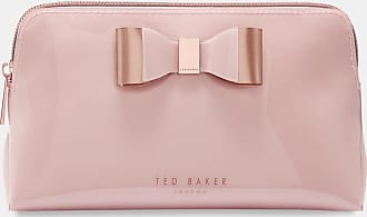 Ted Baker Bow Makeup Bag in Pink VIVEKAH, Womens Accessories