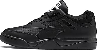 Puma Womens PUMA Palace Guard Trainers, Black/White, size 7.5, Shoes