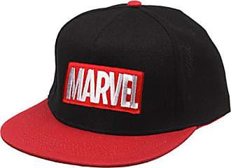 Marvel The Avengers-Logo Casquette visi/ères Noir Fabricant: Taille Unique ACAVENMCP004