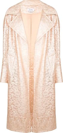 Yigal AzrouËl lace trench coat - Pink