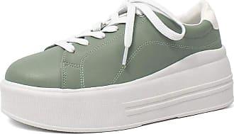 Damannu Shoes Tênis Danna Verde Menta - Cor: Verde - Tamanho: 35
