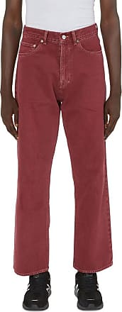 Our Legacy Our legacy Five pocket pants RED WINE 30