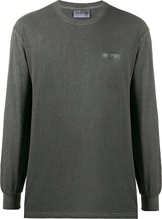Han Kjobenhavn Camiseta com efeito vintage - Cinza