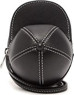 J.W.Anderson Nano Cap Leather Cross-body Bag - Womens - Black