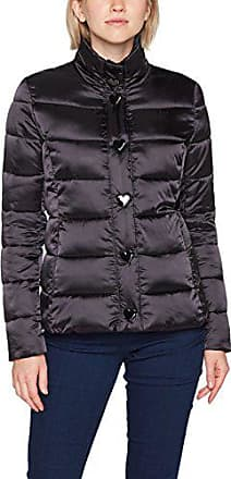 Love Moschino Coat with Hearth Shaped Buttons Giubbotto Donna