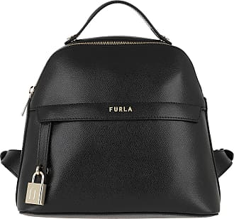 Furla Backpacks - Piper S Backpack Nero - black - Backpacks for ladies