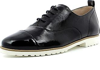 Paul Green Women Lace-Up Flats 2557, Ladies Business Shoes, Low Shoe,laceshoe,Lacer,Classic,Elegant,Ocean,38.5 EU / 5.5 UK