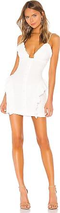 NBD Ruby Mini Dress in White